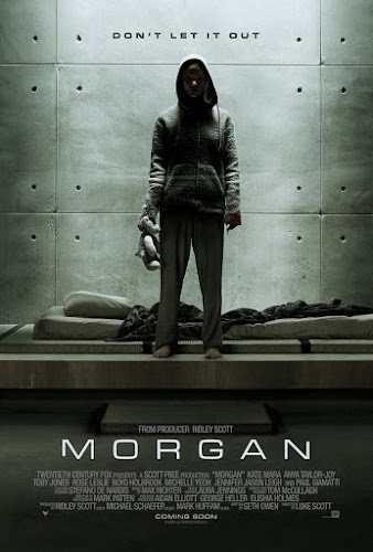 Morgan (BRRip 720p Ingles Subtitulada) (2016)