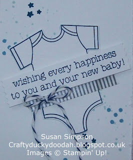Stampin' Up! Susan Simpson Independent Stampin' Up! Demonstrator, Craftyduckydoodah!, Made With Love, Baby's First Framelits Dies, Gorgeous Grunge,