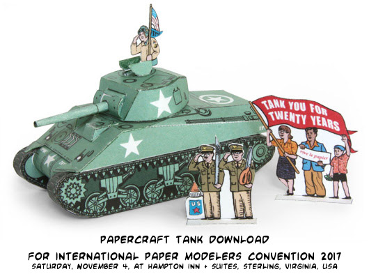 International Paper Modelers Convention 2017!