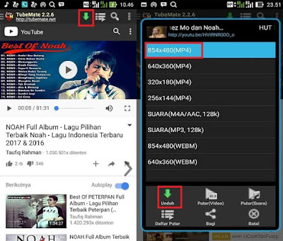 download video youtube dengan mudah