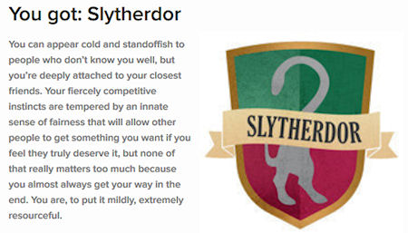 The Presurfer: Which Hybrid Harry Potter House Do You Belong In?