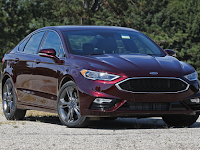 2018 Ford Fusion Sport with Performance Tires Review