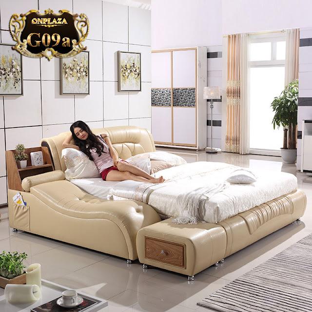 mẫu giường ngủ G09