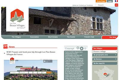 http://www.bonvoyage.jp/plus-beaux-villages/