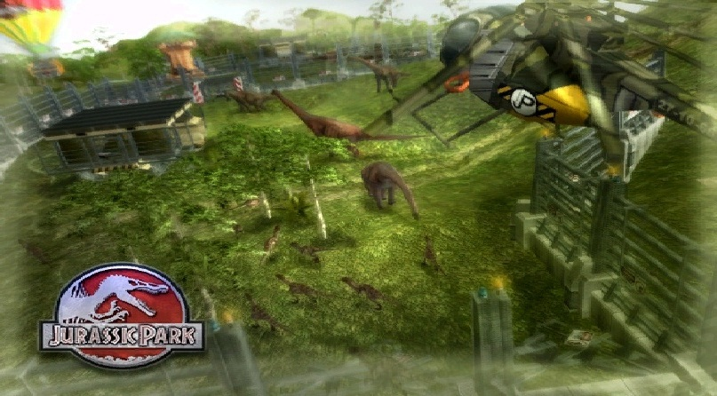 jurassic park game download
