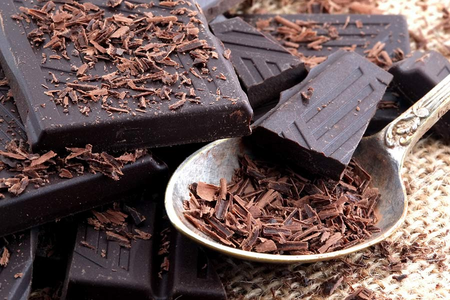 فوائد الشوكولاتة السوداء للتخسيس