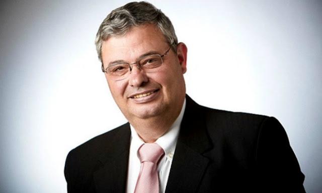 Β΄ Αντιπροέδρος της Εκτελεστικής του Δ.Σ της ΕΝΠΕ ο Αλέξανδρος Καχριμάνης, Περιφερειάρχης Ηπείρου