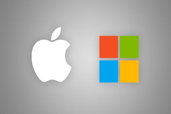 بالفيديو: من جديد مايكروسوفت تسخر من آبل