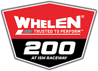 WHELEN TRUSTED TO PERFORM 200 - #NASCAR