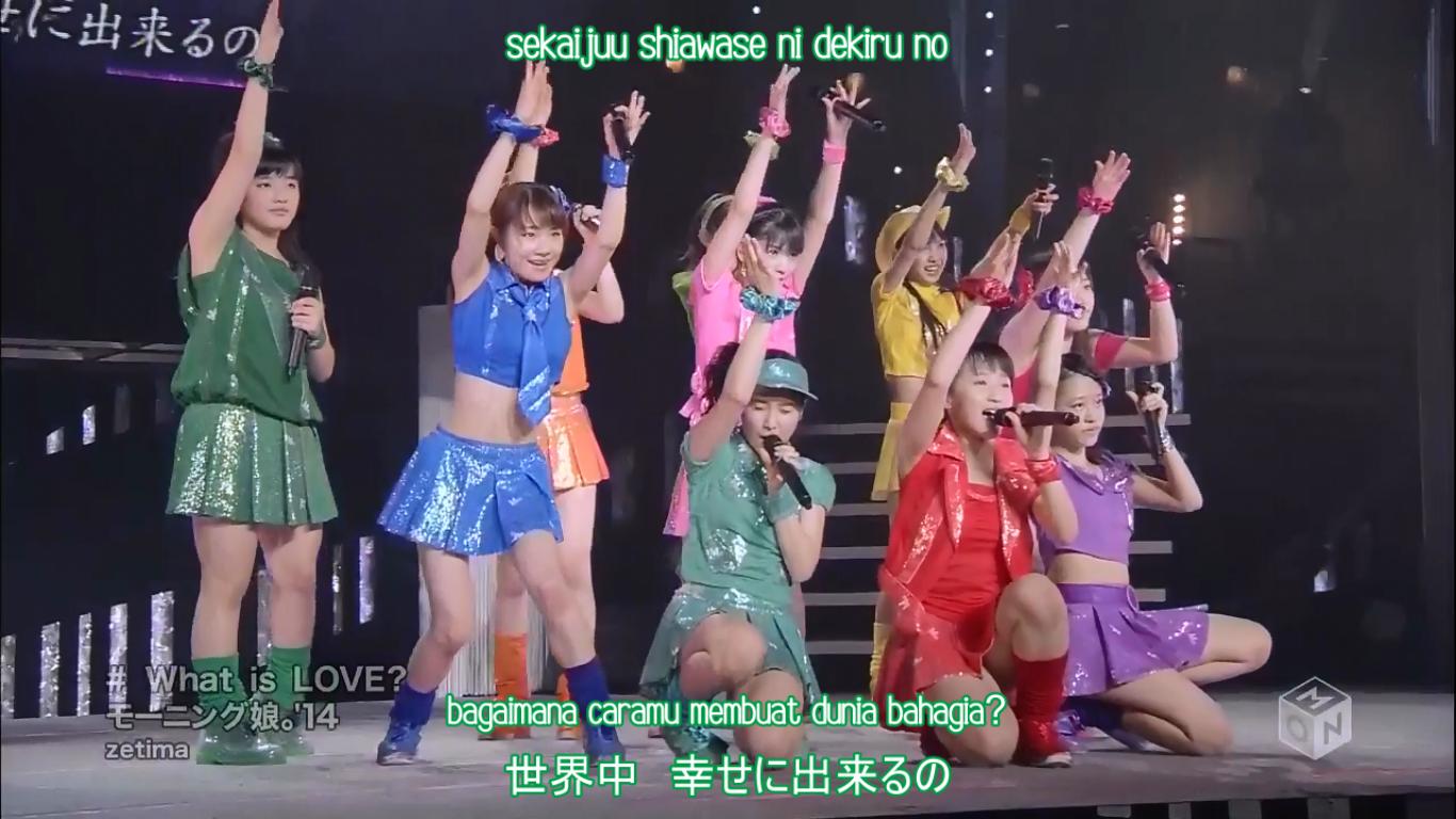 Morning Musume 14 TIKI BUN lyrics 歌詞 PV   Hot Sexy Beauty