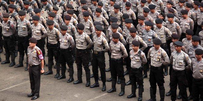 Syarat Tinggi Badan Masuk Polisi 2017 Info Terbaru