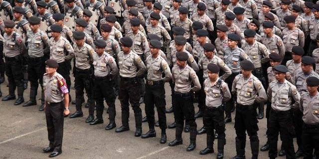 Syarat Tinggi Badan Jadi Polisi Dan Polwan