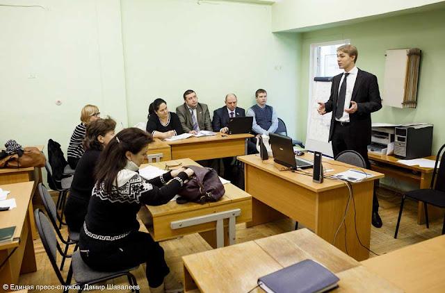 40 фермеров учатся в Глинкове Сергиев Посад