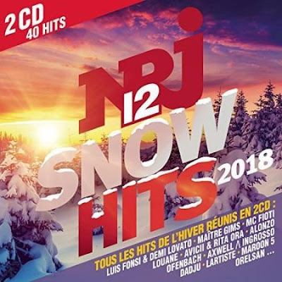 NRJ 12 Snow Hits 2018 2CD Mp3 320 Kbps
