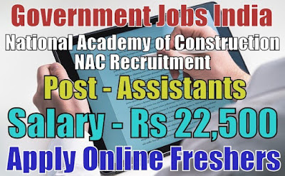 NAC Recruitment 2019