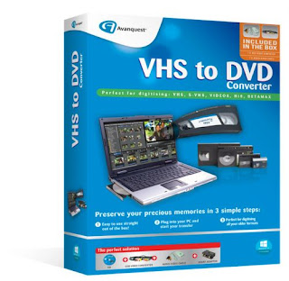 VHS to DVD Converter 7.85 Multilingual Full Version