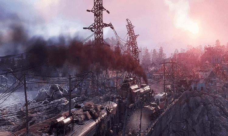 تحميل لعبة metro exodus للكمبيوتر