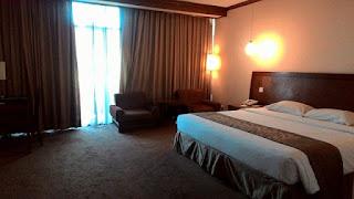 Kamar Deluxe Hotel Patra Jasa Semarang