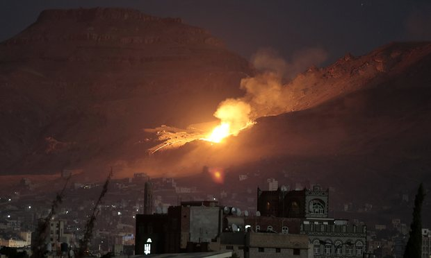 The US Bombed Yemen But No One Is Talking About It