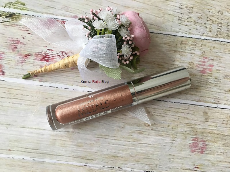 Golden Rose Metals Sun Kiss