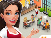 My Cafe Recipes & Stories MOD APK 2018.9.1 Unlimited Money