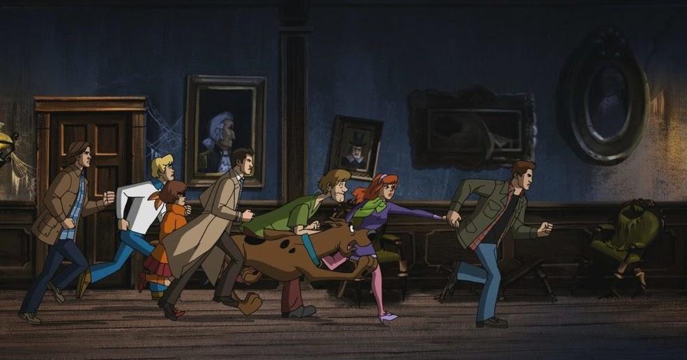 Tem Na Web - Tudo sobre o Scoobynatural, crossover entre Supernatural e Scooby-Doo