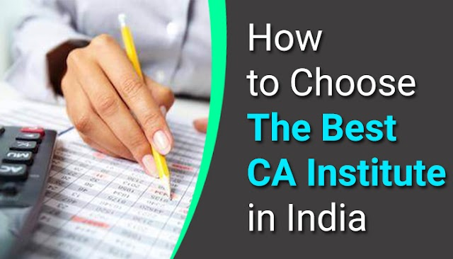 Tips to Choose a CA Preparation Institute
