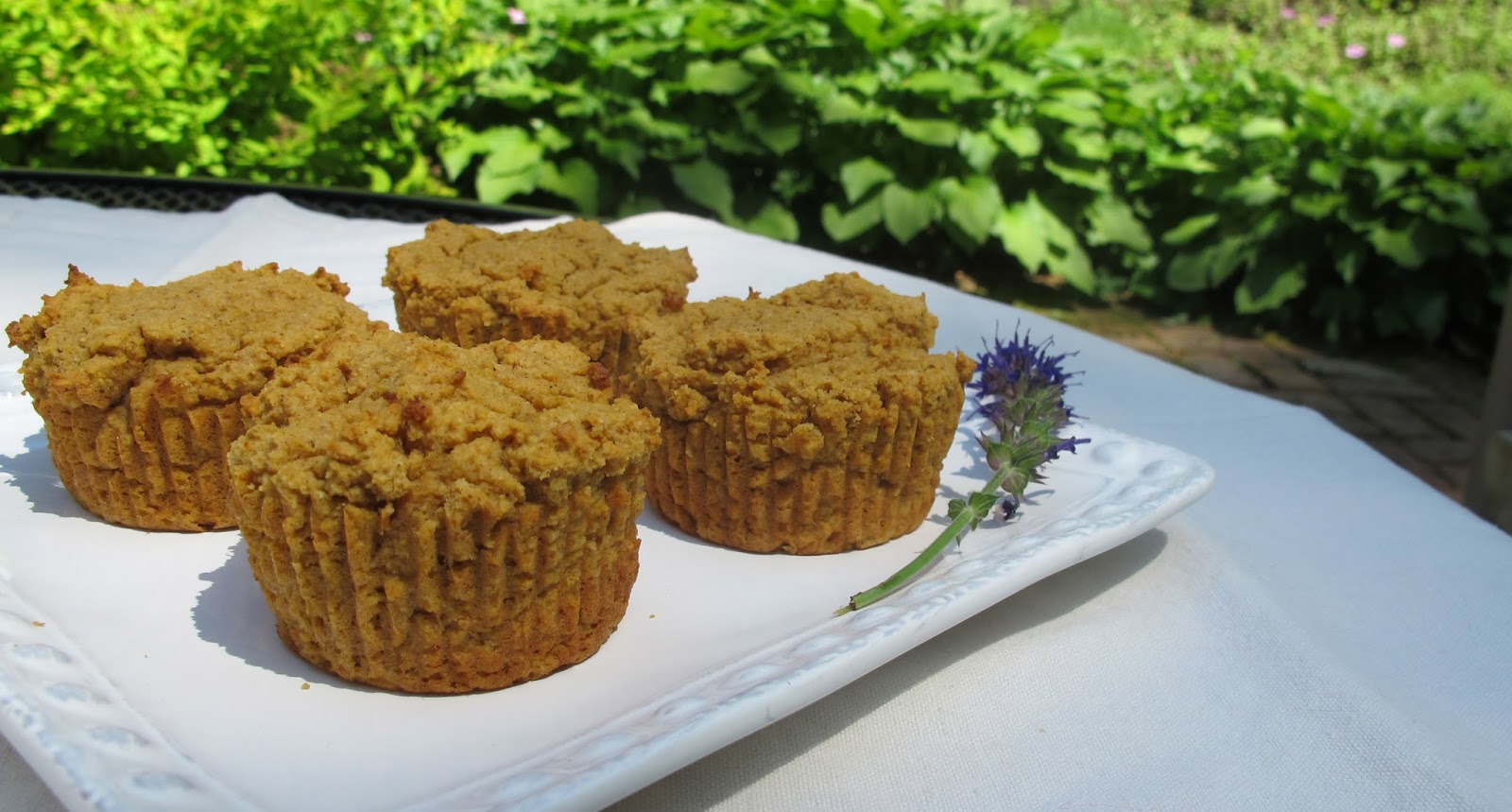 The Can-Do Candida Diet: Pumpkin Muffins for the Candida Diet: It's