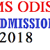 Admission Date Extended  for SAMS Odisha +2 Plus Two Vacant Seat Admission 2018
