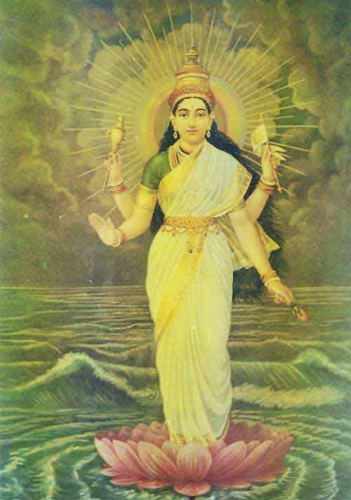 Worship of Word Shakti in Hinduism