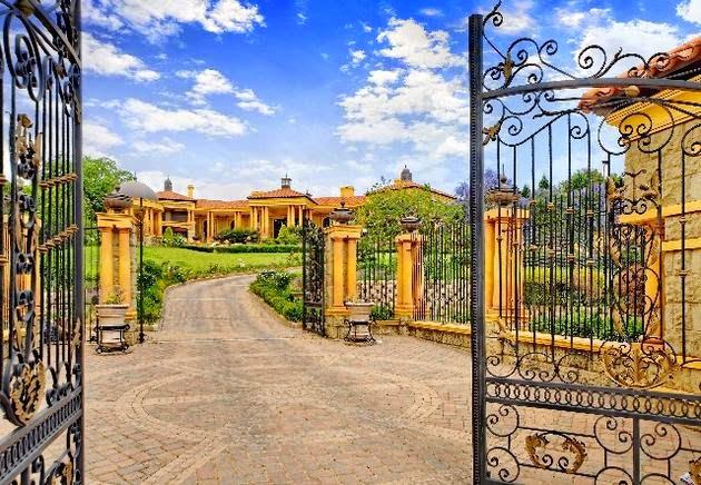 Miko Rwayitare S House In Sandhurst Sandton Johannesburg