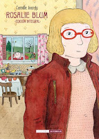 Camille Jourdy Rosalie Blum. Edición integral. Edita: La Cúpula comic