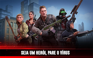 Kill Shot Virus APK Testando Jogos Android