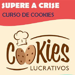 Curso de cookies para vender e ganhar dinheiro