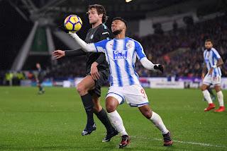 Huddersfield Town vs Chelsea LIVE: Premier League