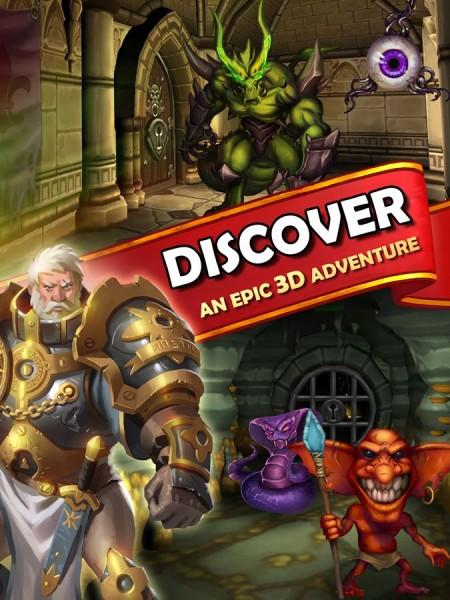 Dungeon Monster Mod APK