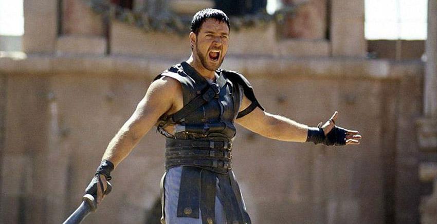 Gladiator personaje