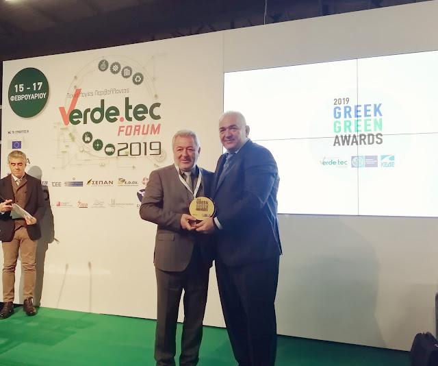 Δήμος Ηγουμενίτσας: Βραβείο για το Ολοκληρωμένο Σχέδιο Κινητικότητας