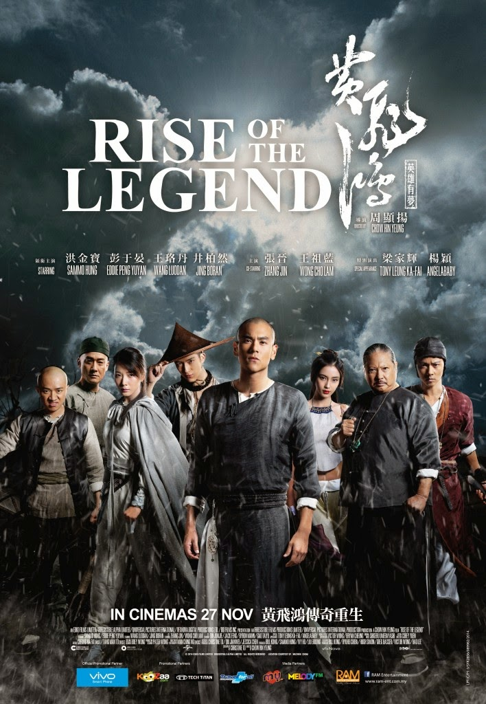 Rise Of The Legend / 2014 / �in / MP4 / TR Altyaz�l�