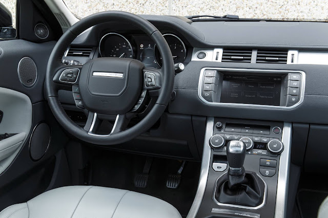 Range Rover Evoque SE 2017 - Brasil