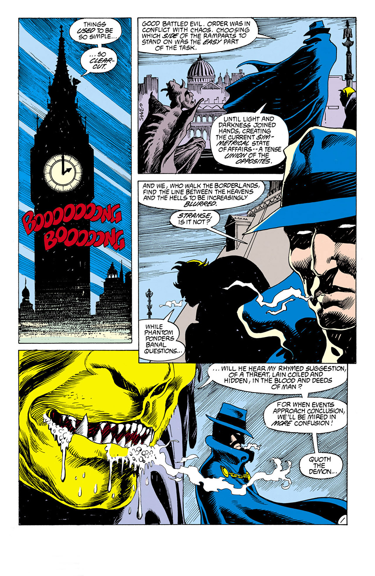 Swamp Thing (1982) Issue #76 #84 - English 2