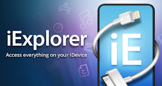 IExplorer to explore files on the iPhone