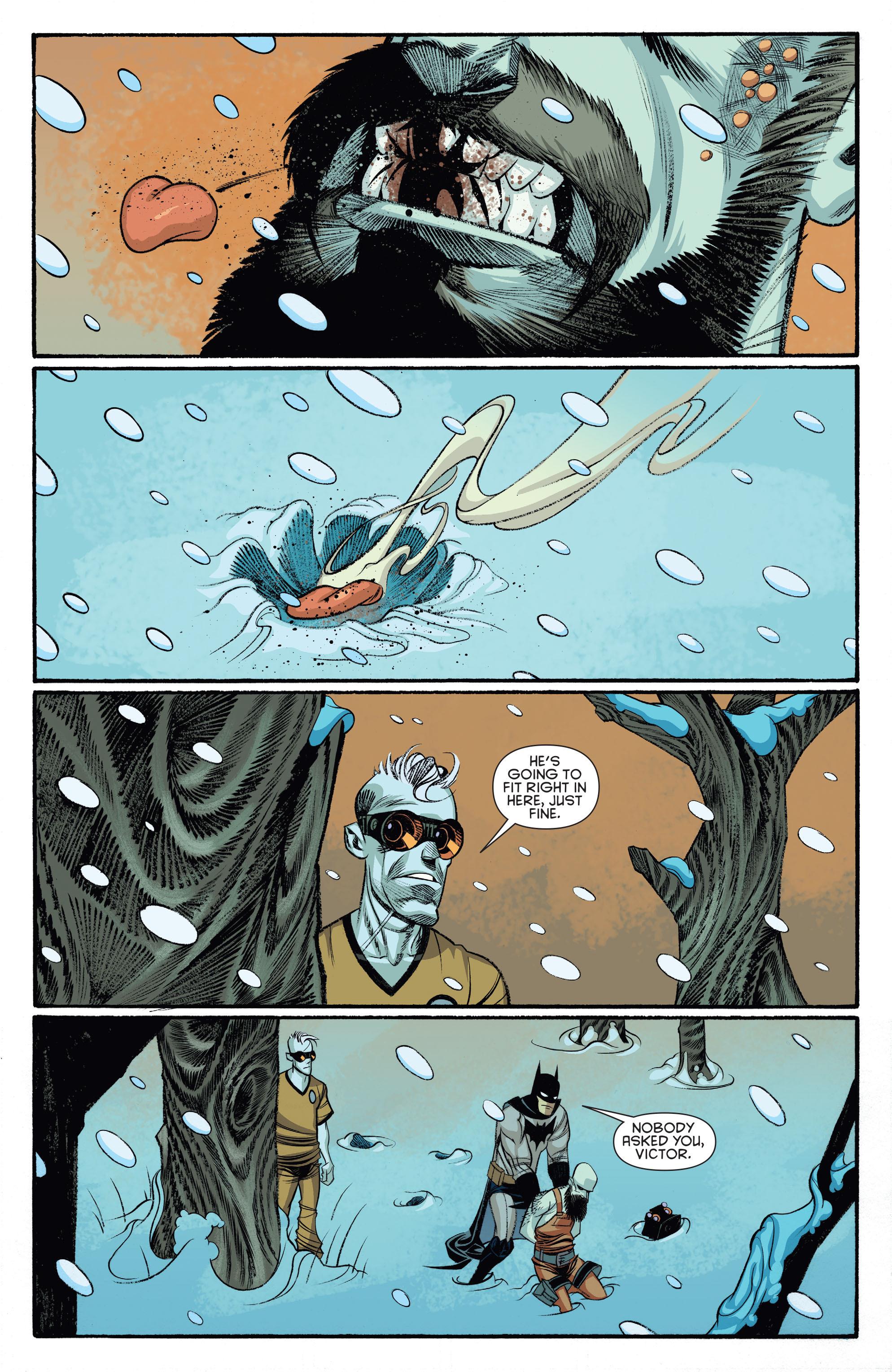 Read online Arkham Manor comic -  Issue #5 - 13