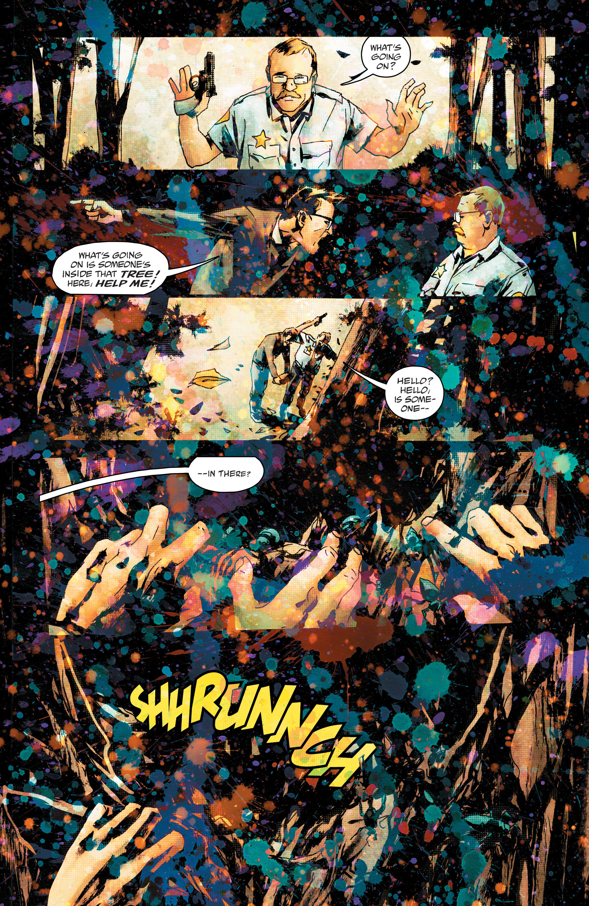 Read online Wytches comic -  Issue #3 - 16