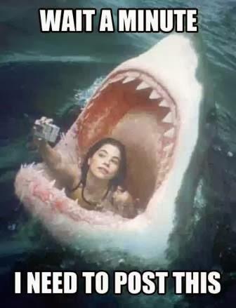 foto selfie lucu