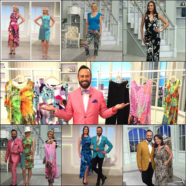 "NV NICK VERREOS.....Recap of ""NV Nick Verreos"" shows on QVC UK and QVC Italy!!"