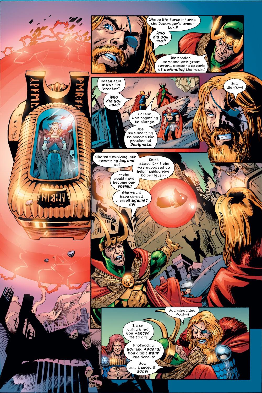 Thor (1998) Issue #78 #79 - English 22