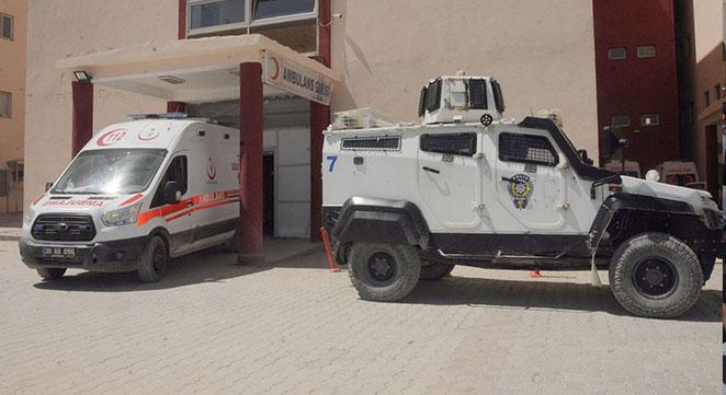Diyarbakır Hani'de çıkan çatışmada 1 güvenlik korucusu hayatını kaybetti
