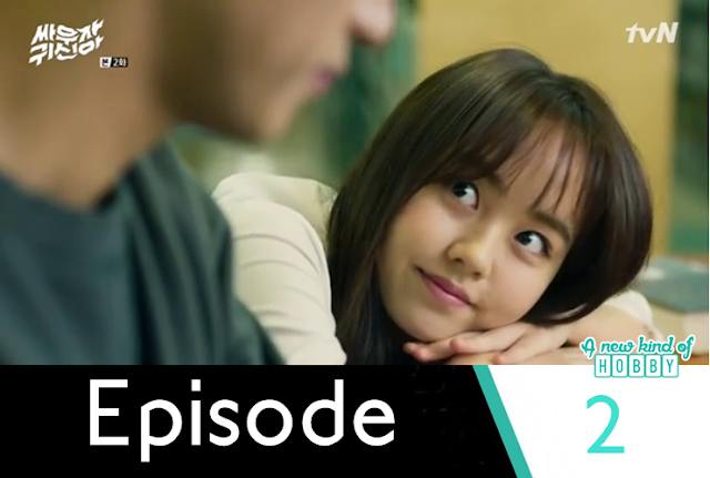 Second Kiss - Let's Fight Ghost - Episode 2 Review - Korean Drama 2016