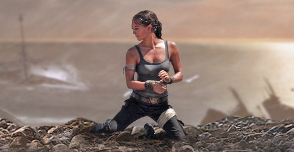 Sinopsis / Alur Cerita Film Tomb Raider (2018)